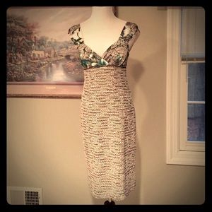 Beautiful St. John Holiday dress.